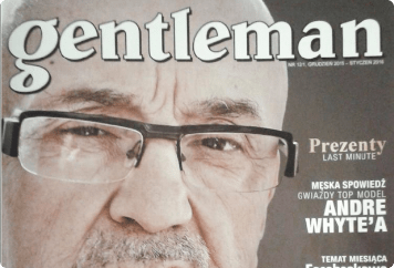 """""""Gentelman"""" schreibt über uns"""