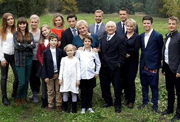 "Firma Konik sponsort die TV-Serie ""L wie Liebe"""