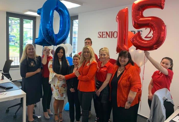 CJ KONIK świętuje 10-lecie swojej działalności zSeniocare24